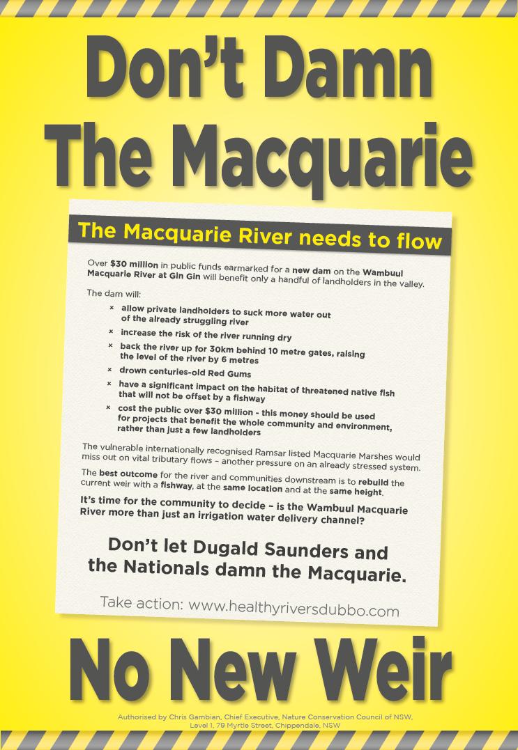 Don't Damn the Macquarie Ad - final