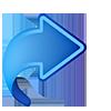 Facebook share symbol trans 100px